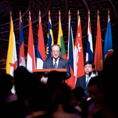 "ASEAN Secretary General, Le Luong Minh: ""Now is the time to visit"""
