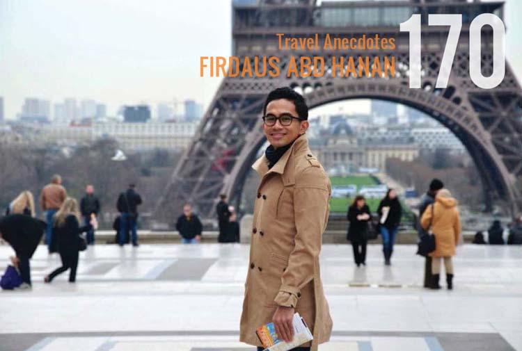 Travel Anecdotes: Firdaus Abd Hanan