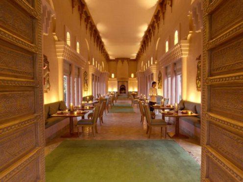 Amanjena - Marrakech, Morocco - The Thai Restaurant