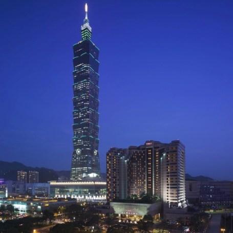 The Grand Hyatt Taipei