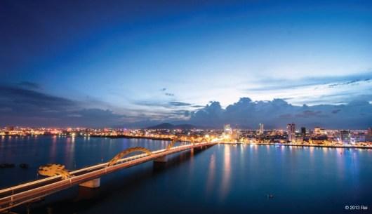 Central Coast Vietnam Da-Nang