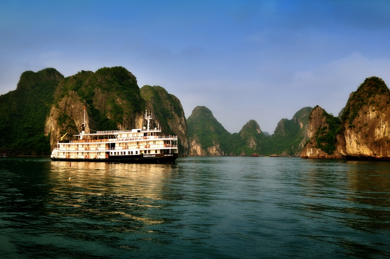 Halong Bay's Emeraude Steers Toward End of Renovation