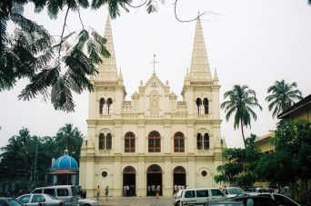 Fort Cochin Cathedral