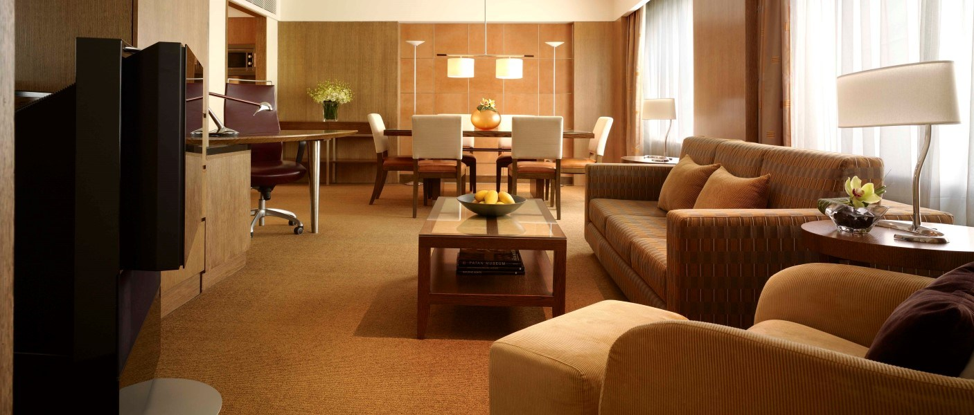 Experience The Suite Life at Grand Hyatt Singapore