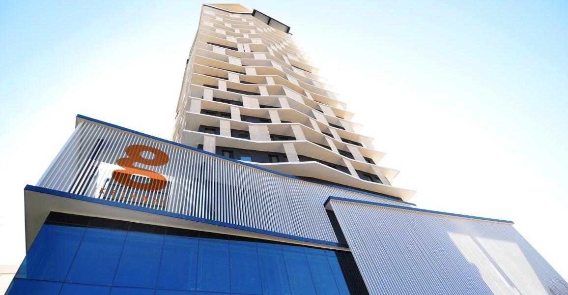 The Cutting Edge G Hotel Kelawai Is Now Open