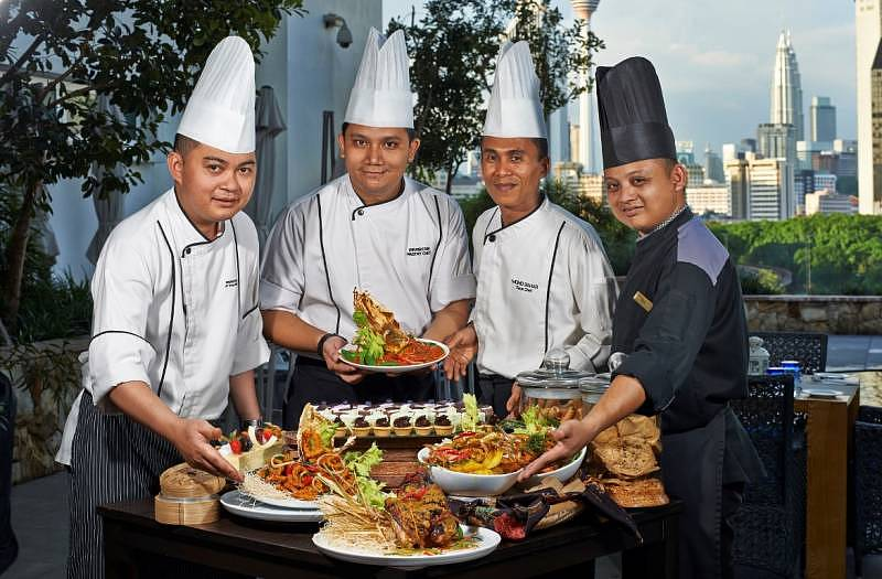 Ramada Dua Sentral Kuala Lumpur's highly experienced chefs belt out wide selection of cuisines this Ramadan
