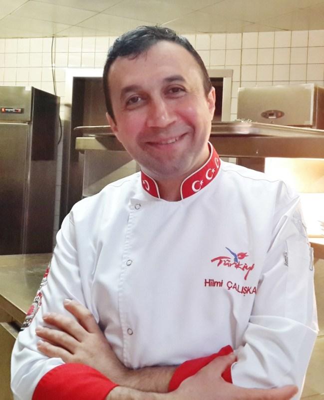 Chef Hilmi Caliskan