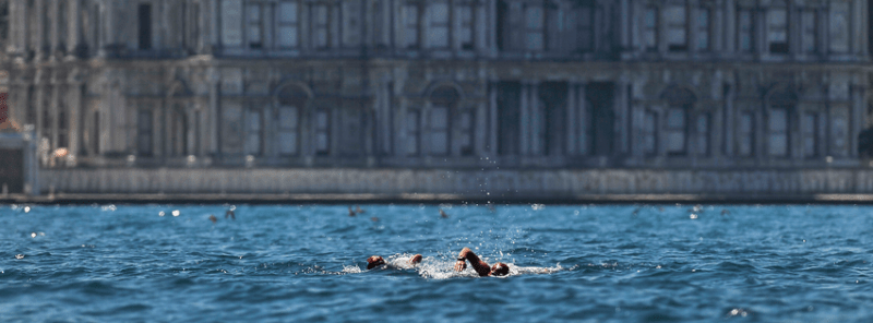 The 27th Samsung Bosphorus Cross-Continental Swimming Race is also held in July