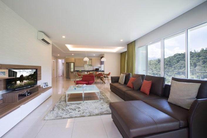 3+1 Bedroom Premier Suite-Living Room
