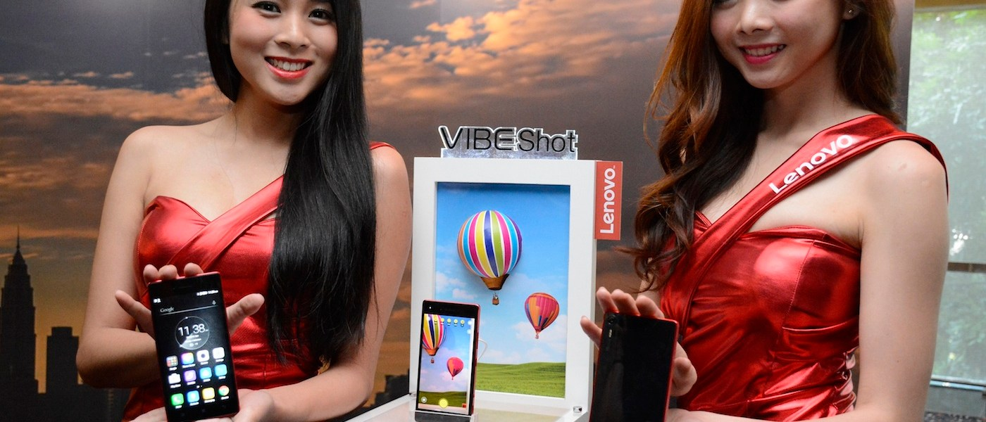 Lenovo VIBE Shot, the First Camera Smartphone Crossover Device