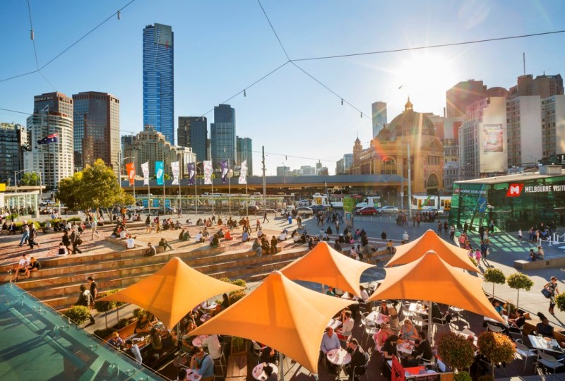 Melbourne is World's Most Liveable City for 5th Year Running