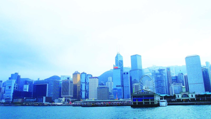 Hong Kong to Chengdu, A Life Well Travelled