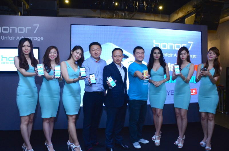 honor 7 Empowers Malaysians to Outperform
