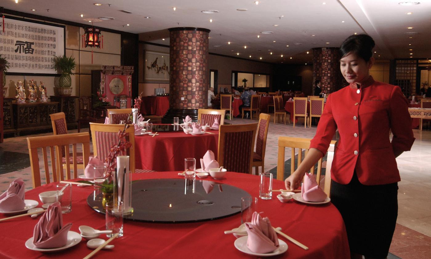 Berjaya WaterFront Hotel, JB-Chinese Restaurant