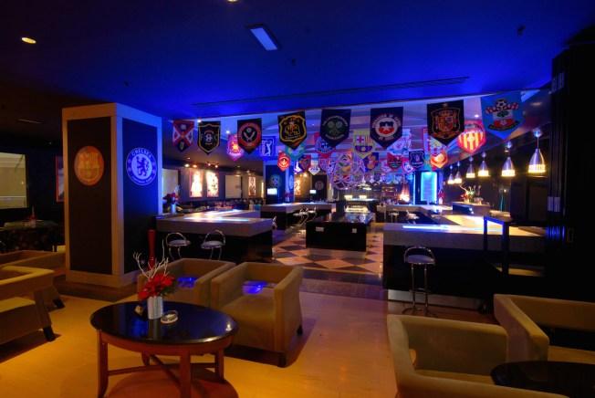 Berjaya Waterfront Hotel JB - The Club