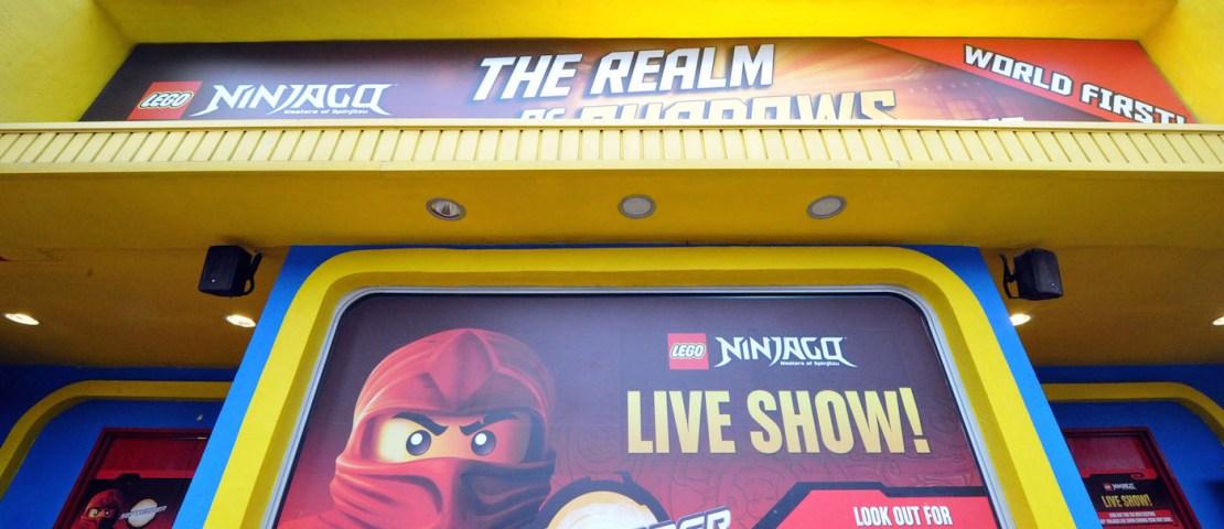 LEGO Ninjago Live Show Debuts at LEGOLAND Malaysia Resort
