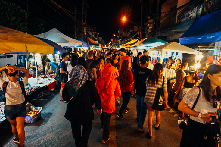 Chiang Mai-Night Market