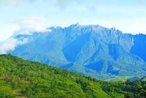 Gunung Kinabalu, Sabah