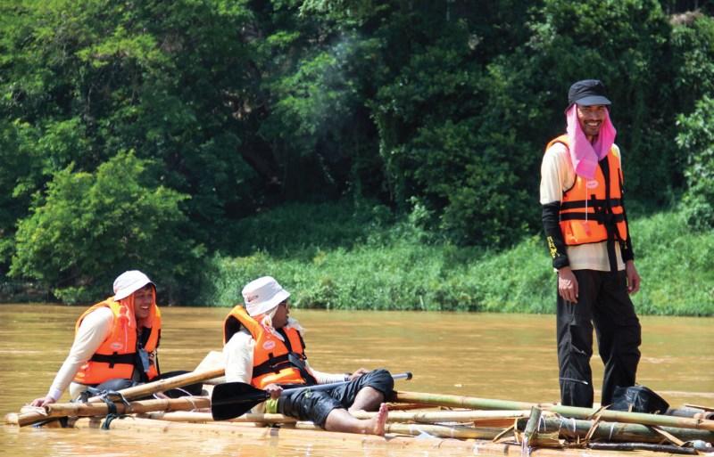 Pahang, River Rafting Experience