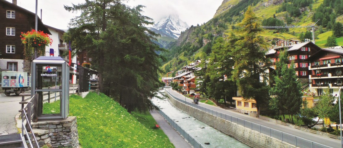 We Left Our Hearts in Zermatt, Switzerland
