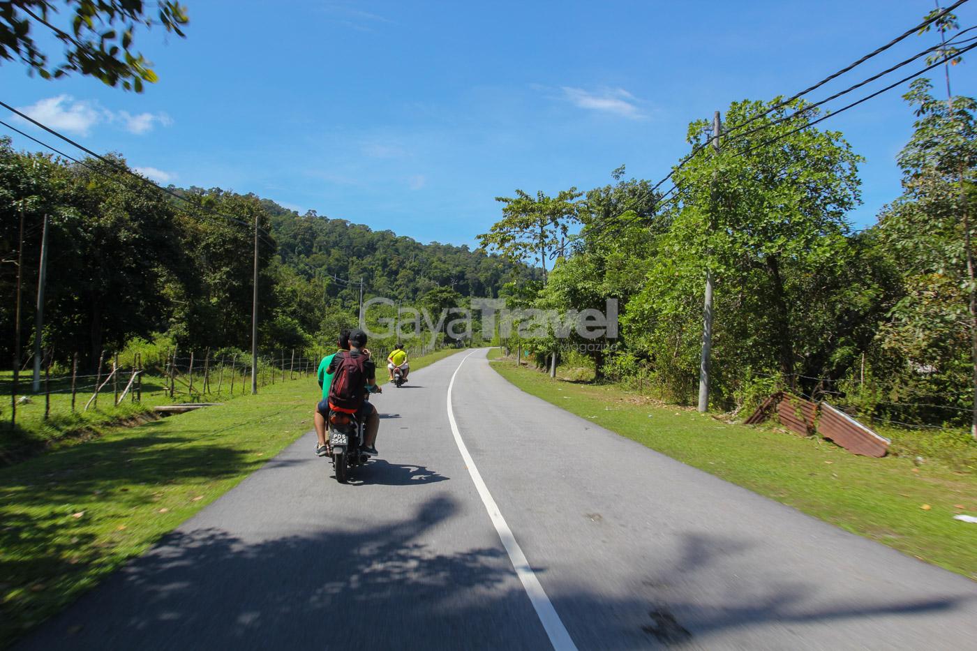 Pulau Tuba Trail Run, Langkawi