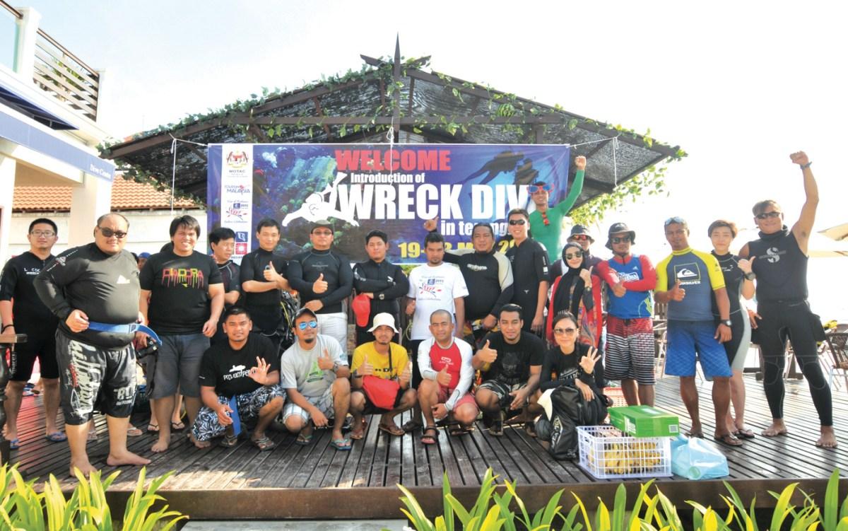 Ship Wreck Dive 2015