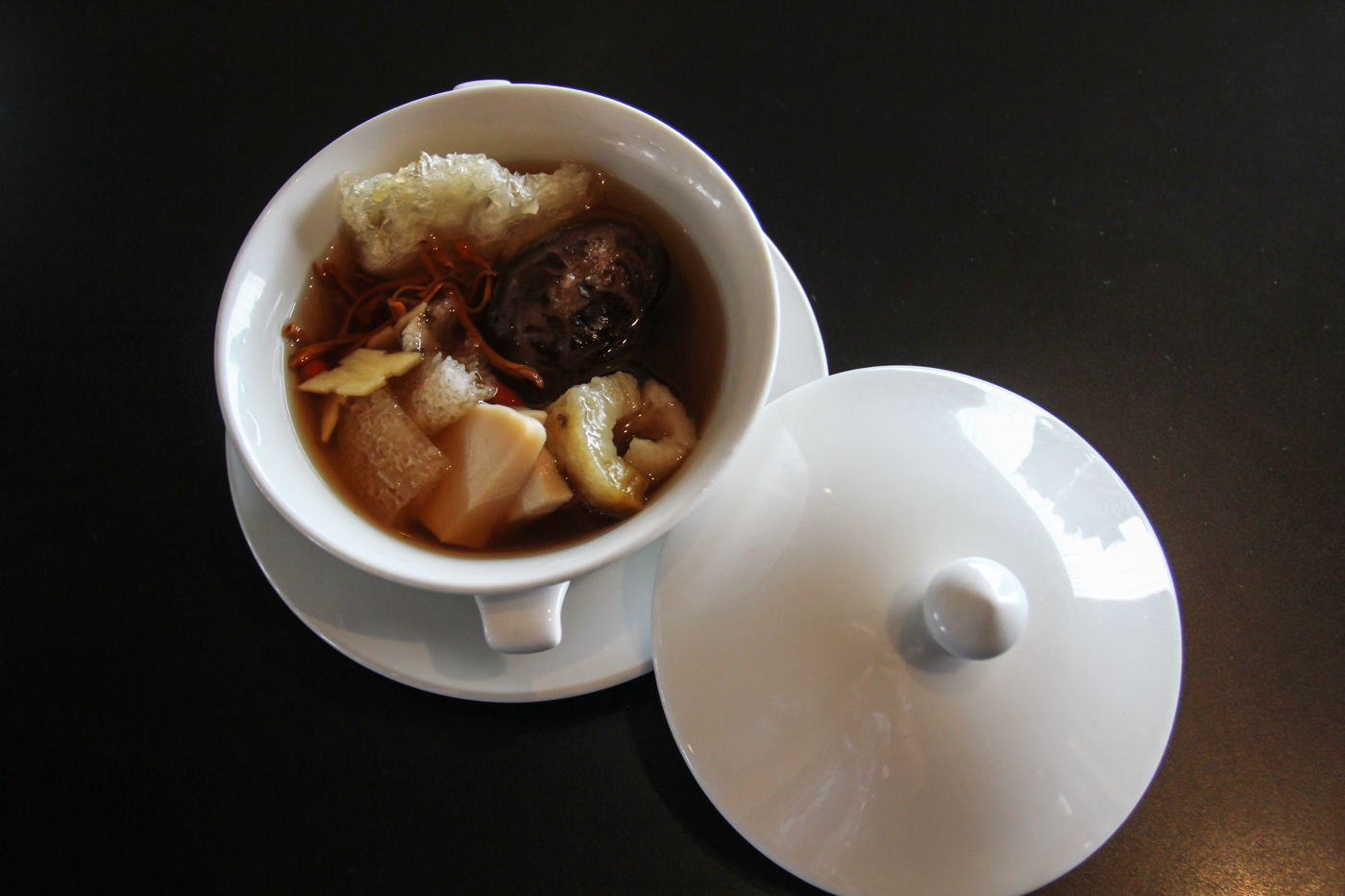 Healthy Sea Treasure Consomme