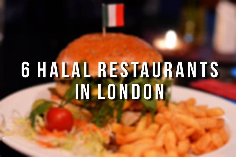 British Airways Shares London's Best Halal Restaurants for Travellers from Malaysia to Break Fast