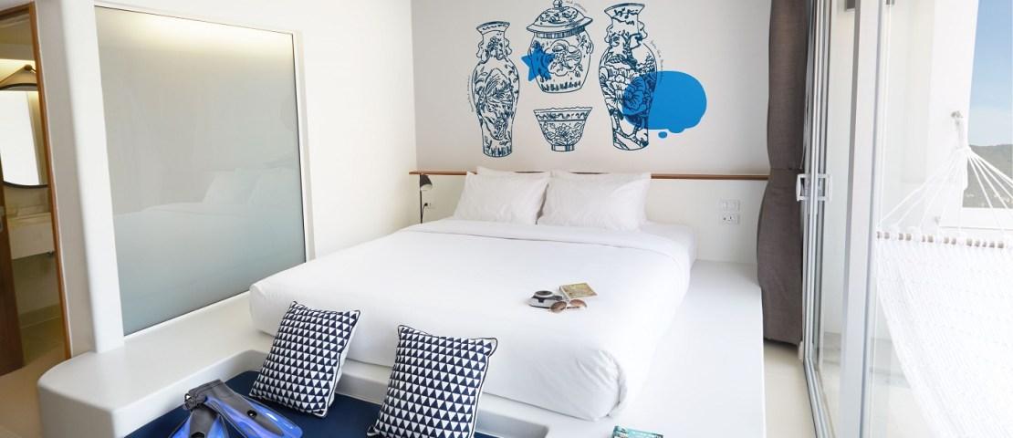 It's A Hostel, It's A Hotel… It's Lub d Phuket Patong