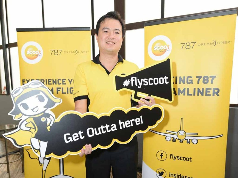 Dreamliner Odyssey: Scoot Spreads Its Wings to Europe!