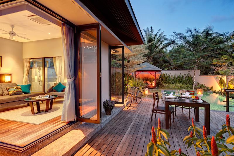 Vana Villa with Pool & Gazebo