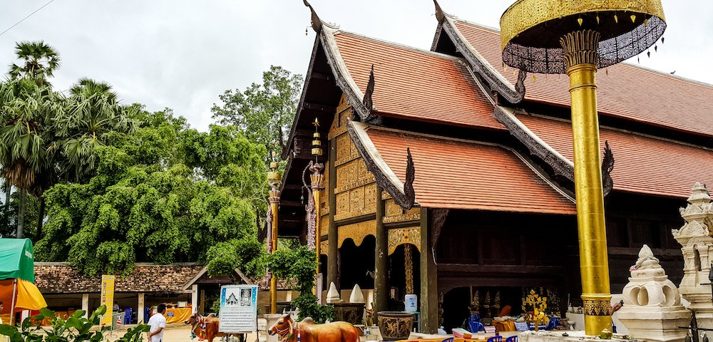 Northern Thailand Charms