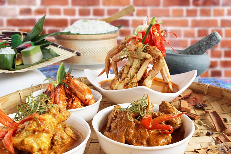 Warisan Padang at Cinnamon Coffee House One World Hotel, Petaling Jaya