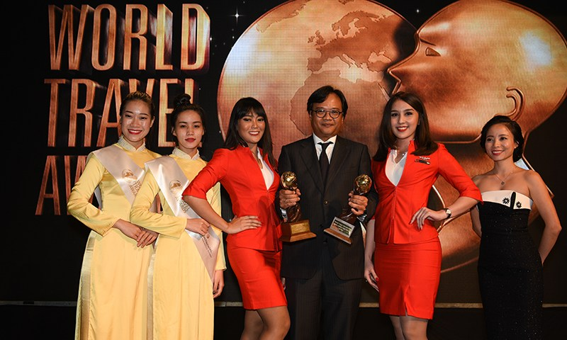 AirAsia Top LCC at World Travel Awards Asia and Australia
