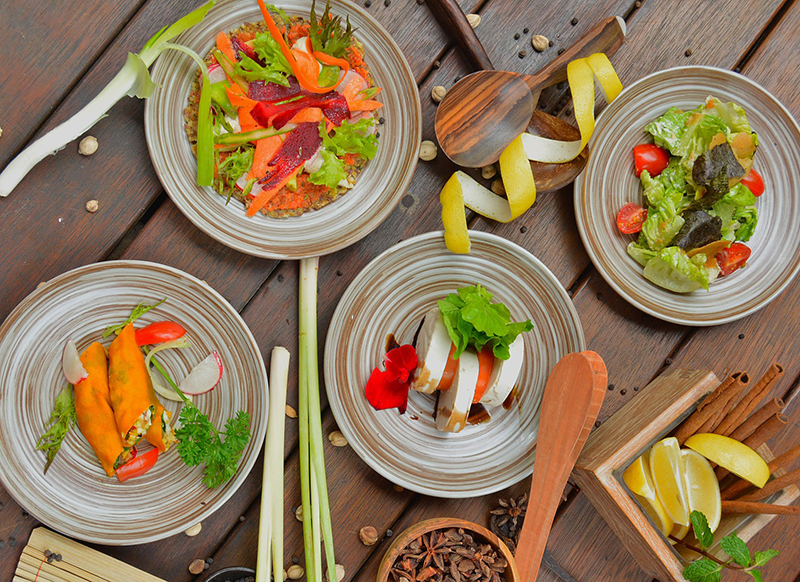 InterContinental Bali Resort Enhances its Raw Food Menu in Response to Customer Demand