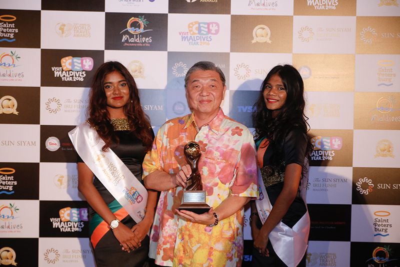 One World Hotel Caps Off The Year by Bagging Another Prestigious Award at The 23rd World Travel Awards Grand Final Gala Ceremony 2016