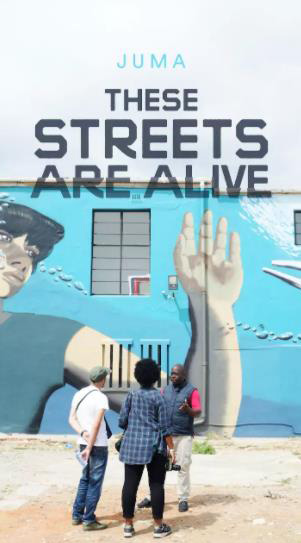 Identify street art in Cape Town's hip district of Woodstock in and paint and design your very own artwork in These Streets Are Alive. Definitely one to excite the younger ones!