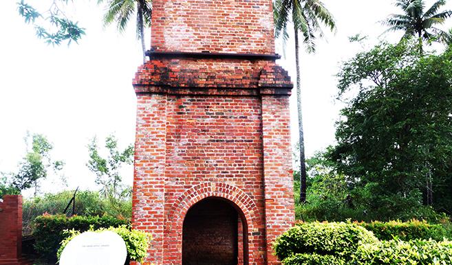 chimney-tower