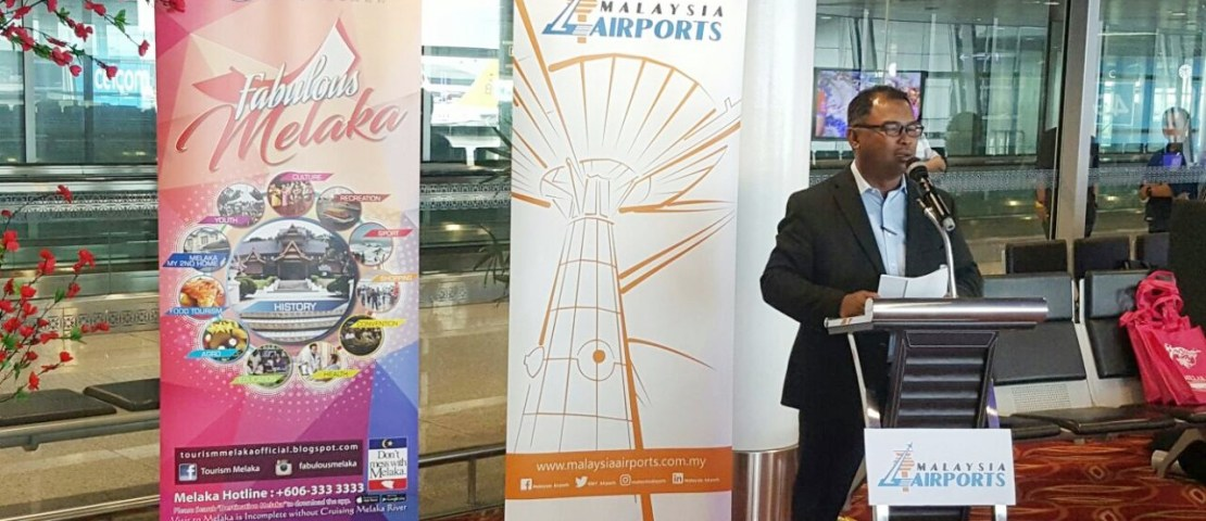 Malaysia Airports and Tourism Melaka Set to Welcome More Chinese Tourists