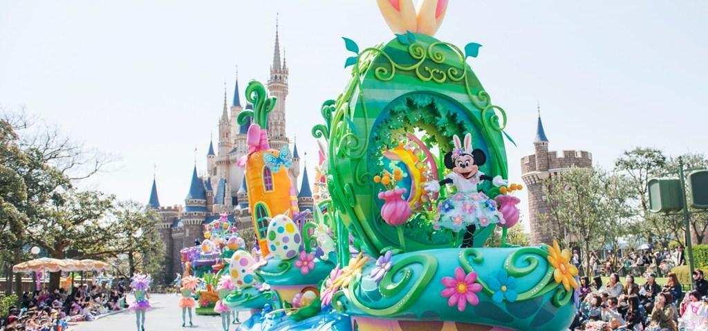 Finding Neverland at Tokyo Disney Resort