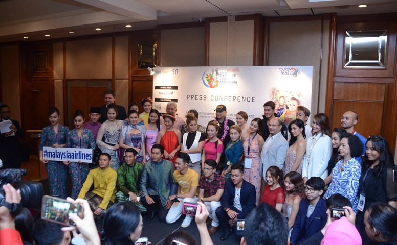 ACEQM 2016: When ASEAN Celebrities Invade Malaysia