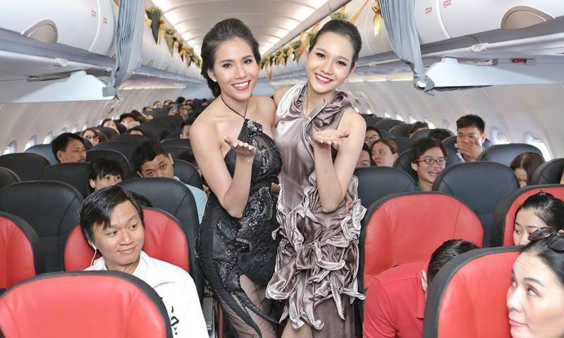 """""""Free Summer, Fly for free"""" Across Vietnam with Vietjet"""
