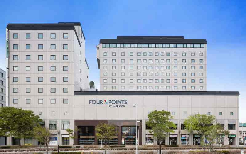 Four Points By Sheraton Hakodate Marks Brand Debut in Japan