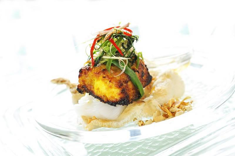 Grilled fish (Cha ca style) at Latest Recipe, Le Meridien KL