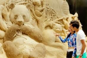 Sand Art Mastery Live
