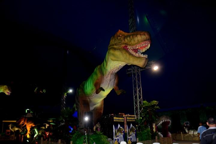 Dinosaurs Come Alive in Kuala Lumpur!