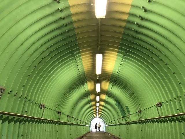 Pedestrian Subway Tunnel