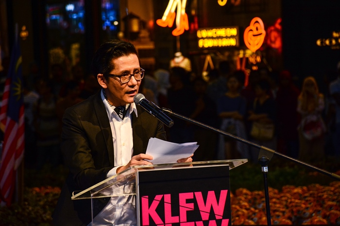 Andrew Tan – the Founder of KL Fashion Week Ready to Wear