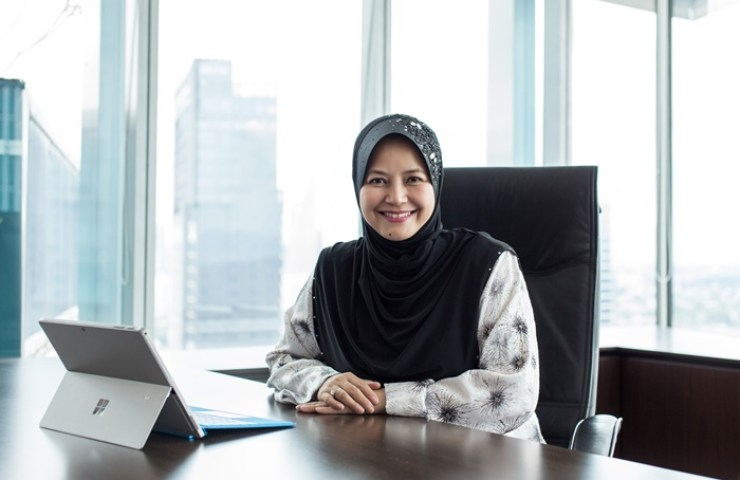 Chief Executive Officer of Malaysia Healthcare Travel Council, Sherene Azli