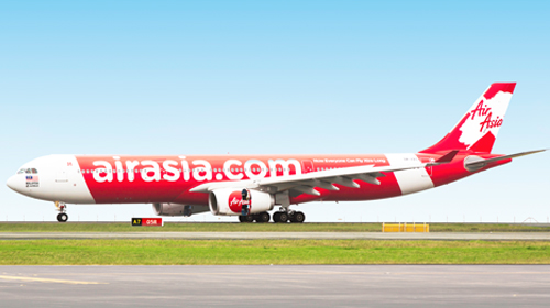 AirAsia Treats Young Flyers to Free Inflight Meals